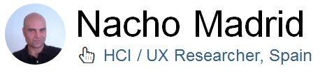 Nacho Madrid, UX Researcher - Málaga